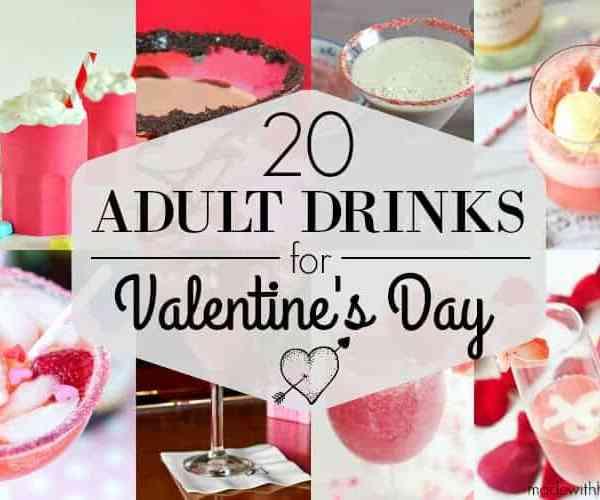 20 Valentine's Day Drinks