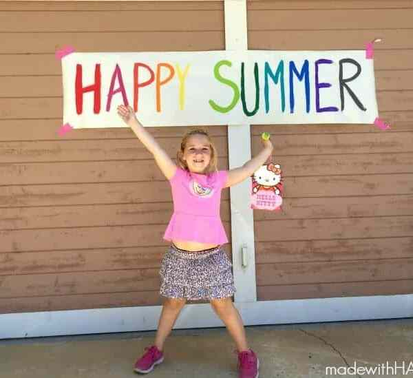 Happy Thoughts – Happy Summer