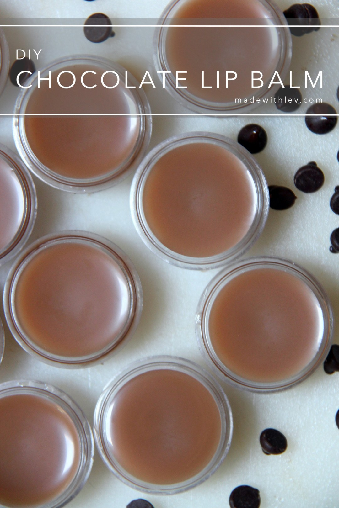 Looking for a way to satisfying your sweet tooth and your need for nourishing lip balm? Why not try out a recipe (or two) for chocolate lip balm.