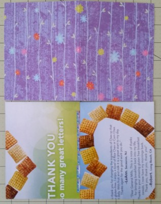 Mad For Fabric - Cardstock Cut Length of Cover and Back