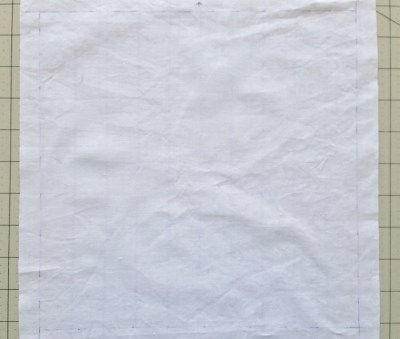 Mad For Fabric - Laminate Scrap Pouch Plain Broadcloth