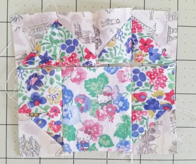 Mad For Fabric Mini Heart Quilt Block Sewing Order