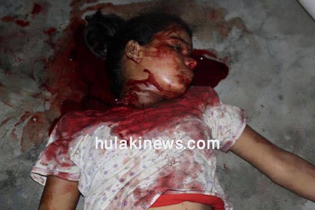 14 year old Ranjana Chhetri