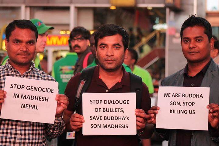 We Are Buddha So, Stop Killing Us