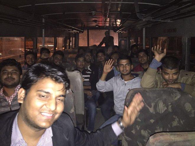 United Madhesis of Nepal - Detained