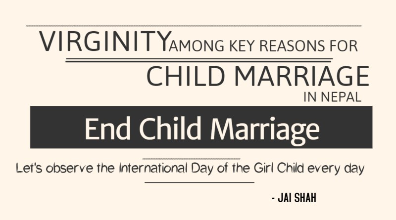 marriage in nepal essay 12 million girls marry before the age of 18 each year – almost one every 2 seconds we strive to enable girls to avoid early marriage and stay in school.