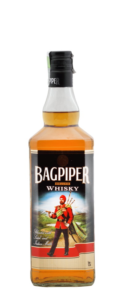 Image result for Bagpiper whisky