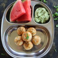 Lunch box Idea ~ Kid Friendly recipe ~ Gunta Ponganalu