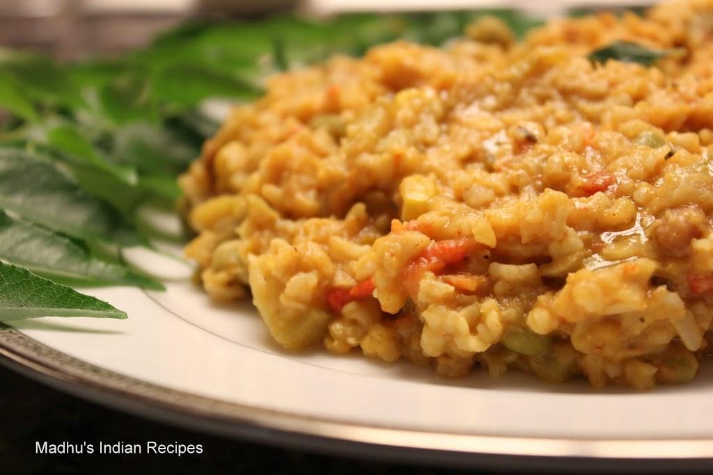 brown rice bisibelebath