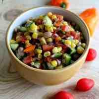 Healthy Corn Chaat|Spicy Corn Chaat