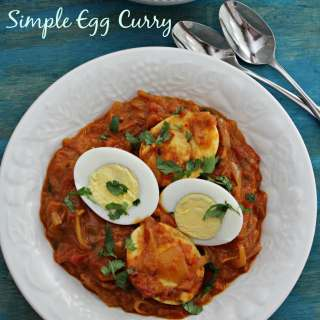 simple egg curry