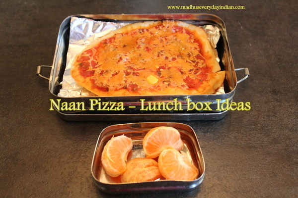 naan pizza recipe