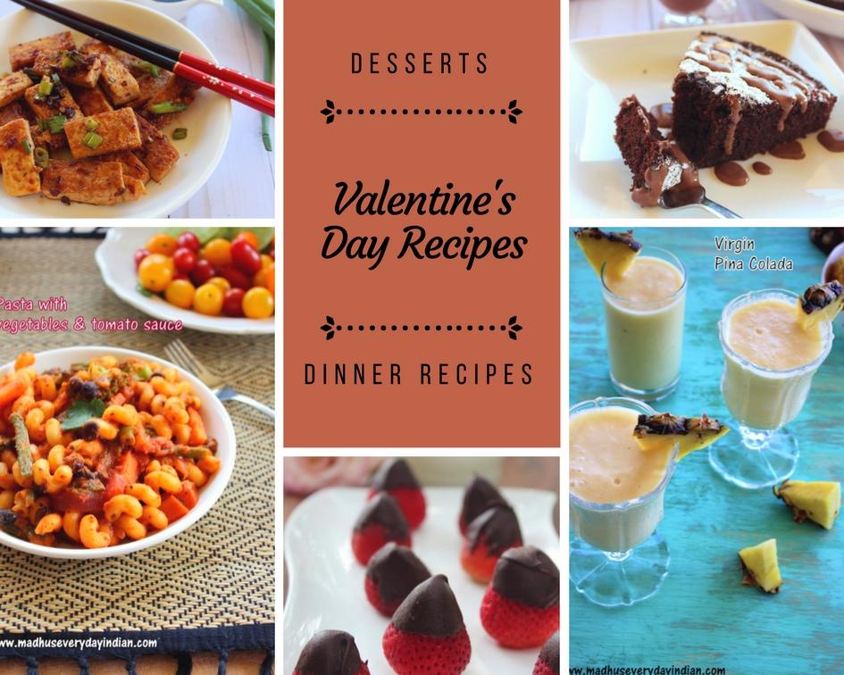 Valentine S Day Recipes Valentine S Day Dinner Ideas
