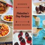 valentine's day recipes | easy make ahead recipe ideas for valentine's day