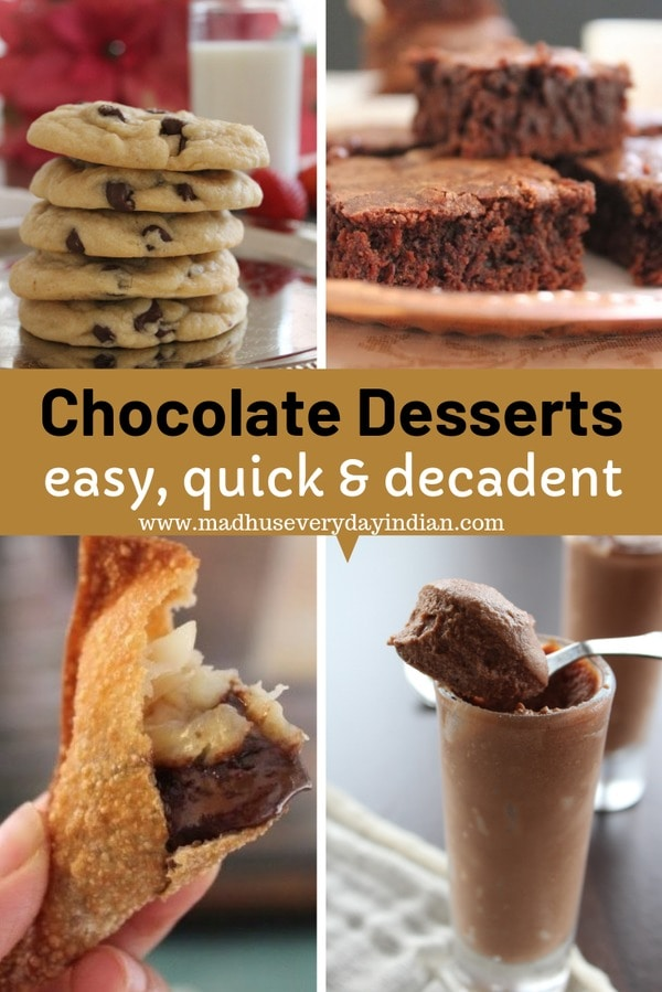 valentines day recipe ideas which are quick, easy and decadent