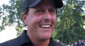 Mickelson Madness And Shinnecock Shenanigans