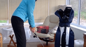 Good Posture – The Start Of Better Golf