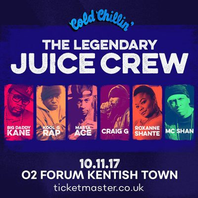 Juice Crew, Public Enemy & Run The Jewels - biggest weekend for hip