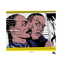 Roy Lichtenstein Snoop Dr Dre