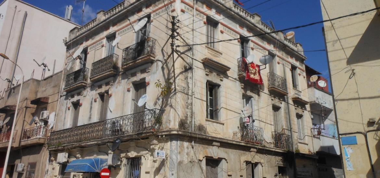 Le devenir des centres historiques en Algérie. Face à l'échec de la prise en charge de la Casbah d'Alger. (I)