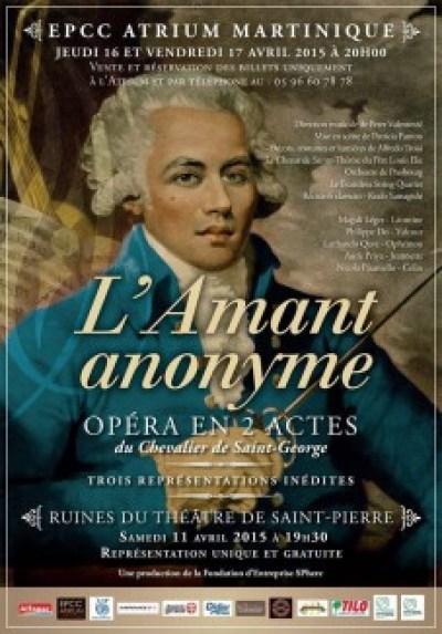 L'amant anonyme (Saint-Georges)