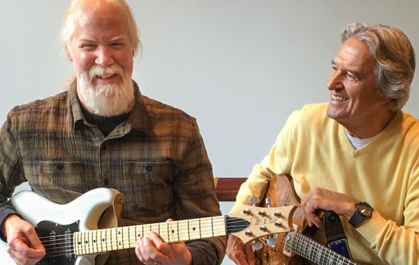 "John McLaughlin & Jimmy Herring Announce ""The Meeting of the Spirits"" Tour Dates"