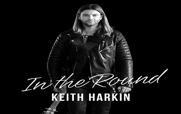 "Keith Harkin Touring In Support Of ""In The Round"" Acoustic Live Album"