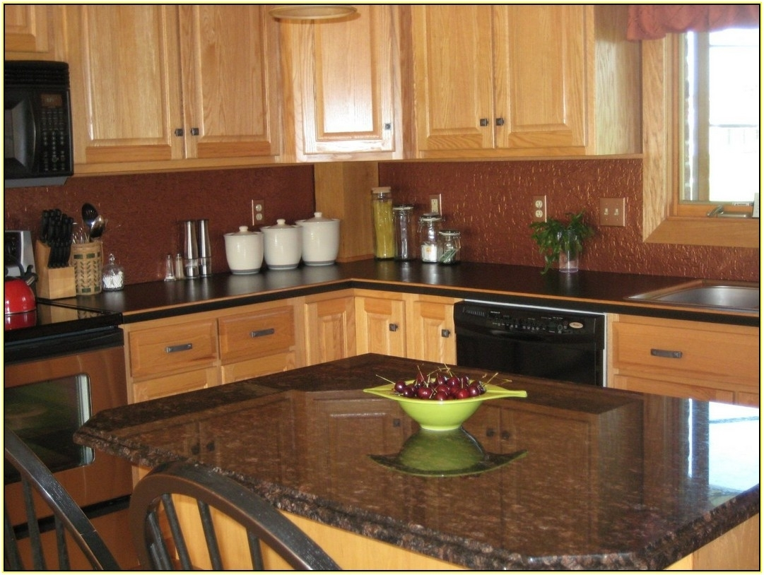 Black Granite Countertops And White Cabinets - Madison Art ... on Dark Granite Countertops With Dark Cabinets  id=31773