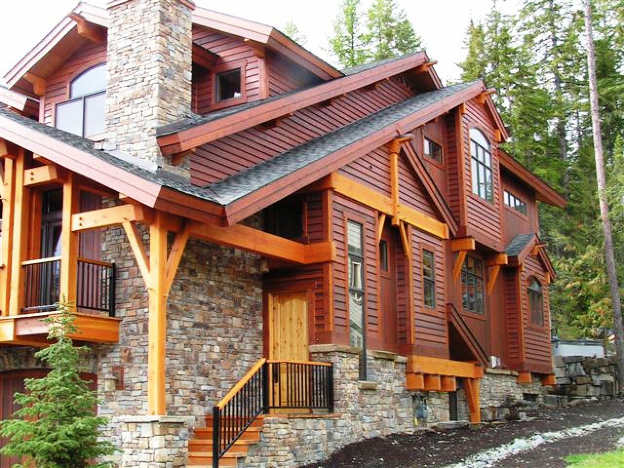 Ranch House Siding Ideas - Madison Art Center Design on House Siding Ideas  id=73309