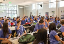 More than 350 11th and 12th grade high school students across the U.S. attended the free, five-day coding academies hosted by Samsung