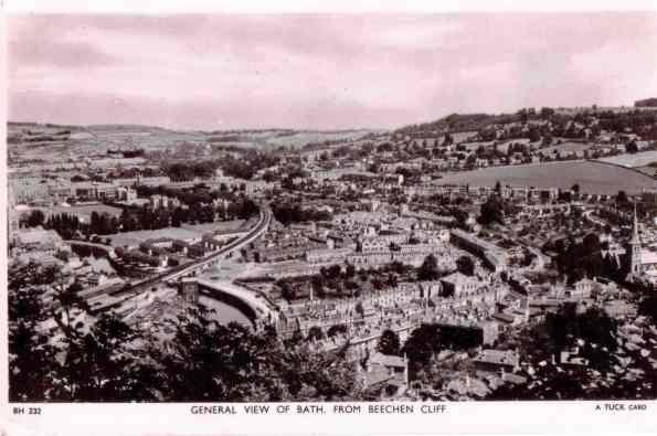 Widcombe Basin