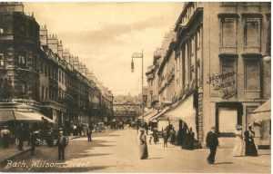 Milsom Street 1898