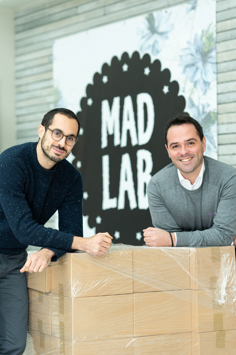 Cyril et David - MADLAB