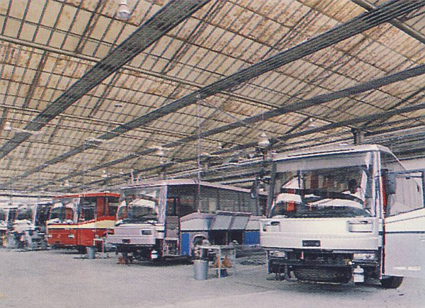 Padane Buses I