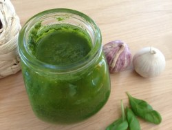 Grøn pesto