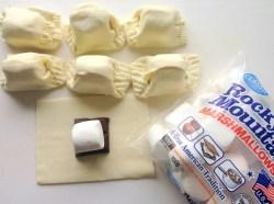 Marshmallow kager