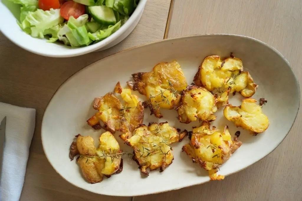 Knuste kartofler