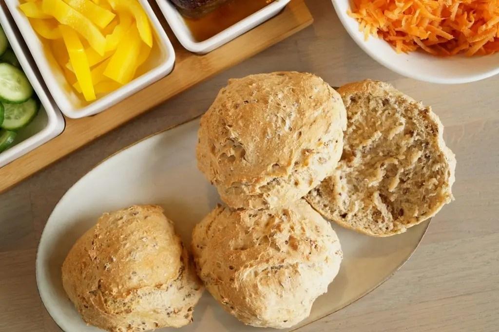 Sandwichboller til madpakken