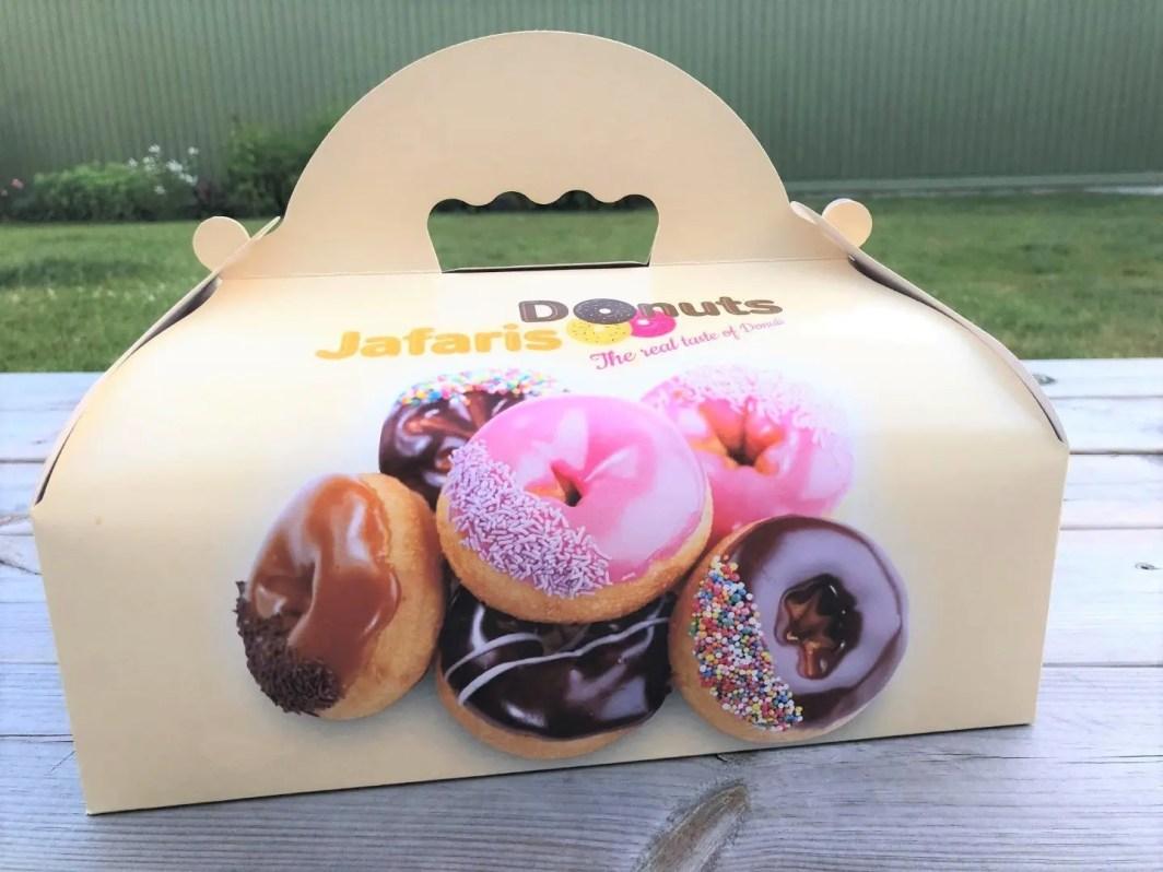 Jafaris Donuts