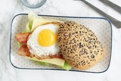 Morgenmads-burger