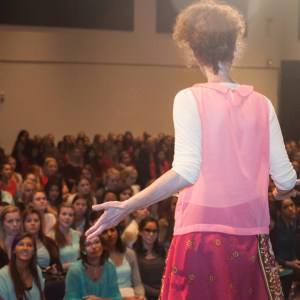 Speaking to College Women on Body Image