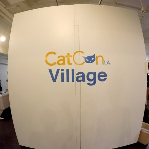 Special Report: Gisele visits CatCon 2015