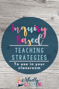 Add these 10 teaching strategies to your teaching toolkit to help you plan amazing inquiry based learning lessons.