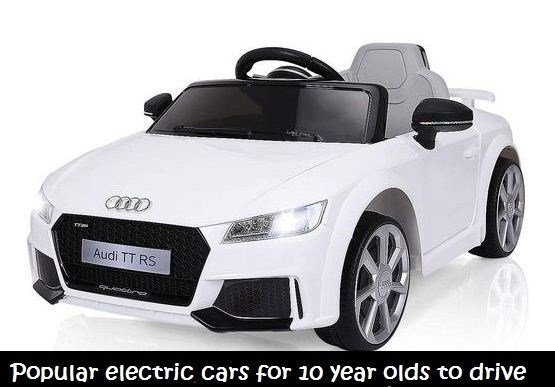 Read more about the article Electric Car for 10-year-olds