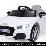 Electric Car for 10-year-olds