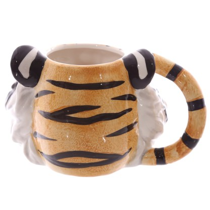 Mad Merch Tiger Head Mug