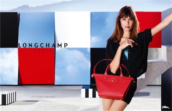Longchamp Spring 2015 Alexa Chung Mamo Marseille 3