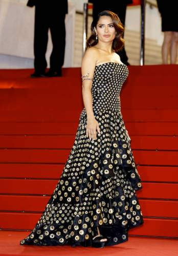 68th Annual Cannes Film Festival - 'Tale of Tales' - Premiere Featuring: Salma Hayek Where: Cannes, Alpes-Maritimes When: 14 May 2015