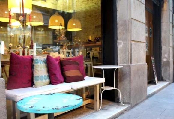 Alsur Café El Born Barcelona