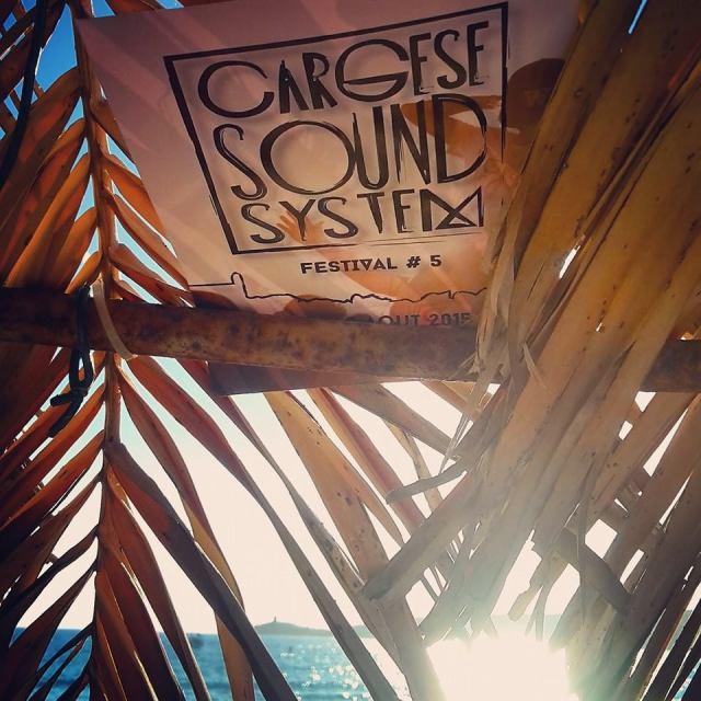 Cargese Soundsystem 2015
